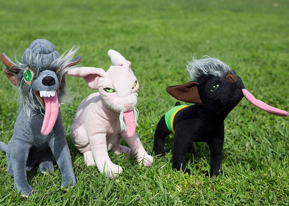 Ugly Dog Toys from Envvy