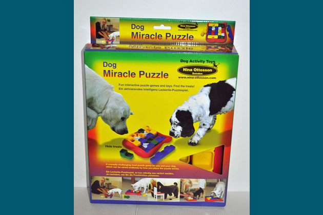 Dog Miracle Puzzle, Nina Ottosson