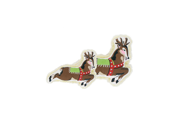 Harry Barker Reindeer Dog Toy