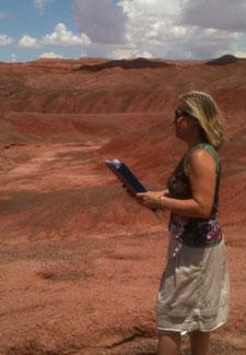 vet in the desert