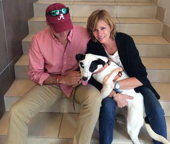 Hank the Handful Adoption Day