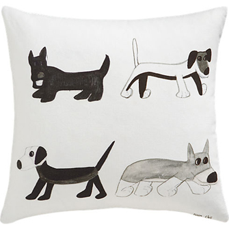 Pillow pooches CB2