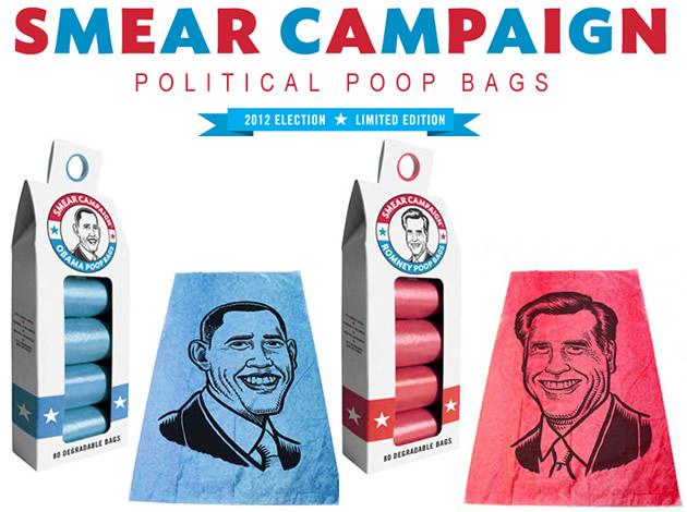 smear campaign bags
