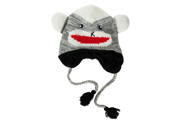 D&Y Critter Kingdom Monkey Hat