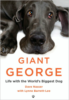Giant George Book Cover