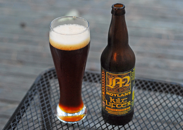 Moylan's Kilt Lifter Scottish Ale
