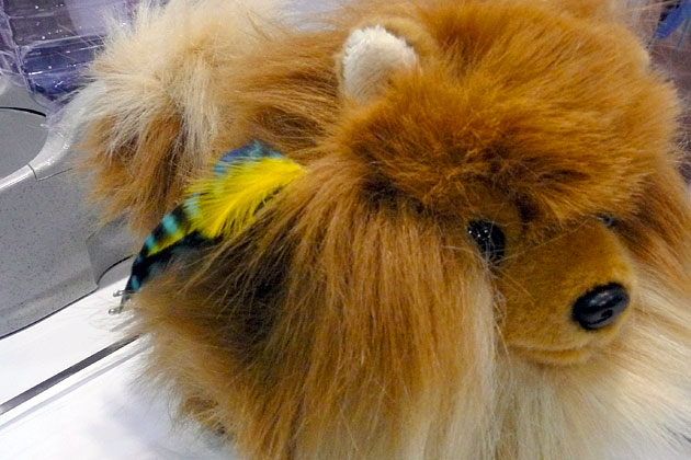 Puppylocks Feather Fur Extension