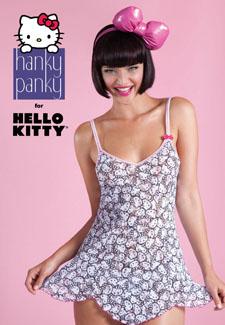 Hanky Panky Hello Kitty Collection