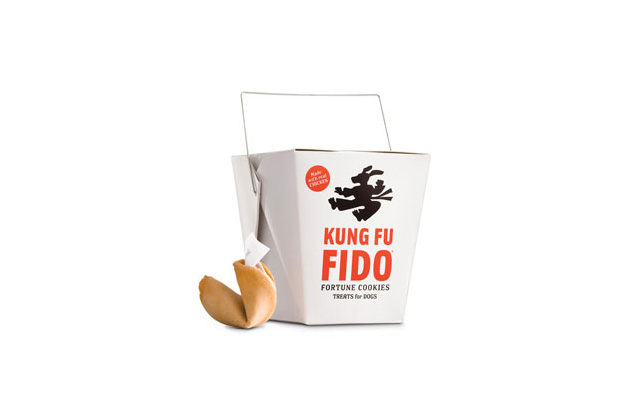 Kung Fu Fido Fortune Cookie Treats