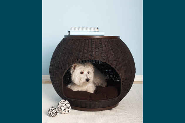 The Igloo Dog Bed