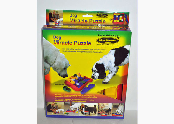 Nina Ottosson Dog Miracle Puzzle