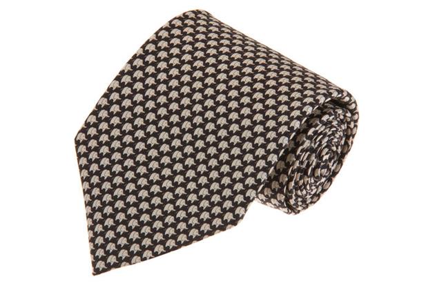 Ferragamo Elephant Tie