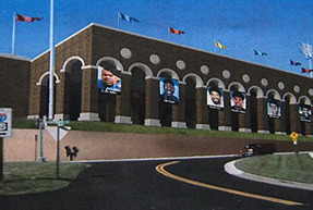 Nfl-on-location-pro-football-hall-of-fame-announcement-fawcett-stadium-update