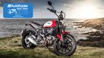 Ducati Scrambler wins Auto Trader 2015 Best Bike Award