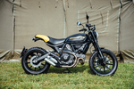 Ducati Scrambler at Wheels and Waves with two new entries