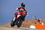 Ducati Multistrada wins Pikes Peak