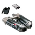 2 Into 2 Carbon Silencer Kit