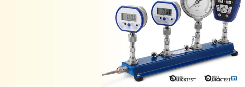 Simultaneous Pressure Calibration