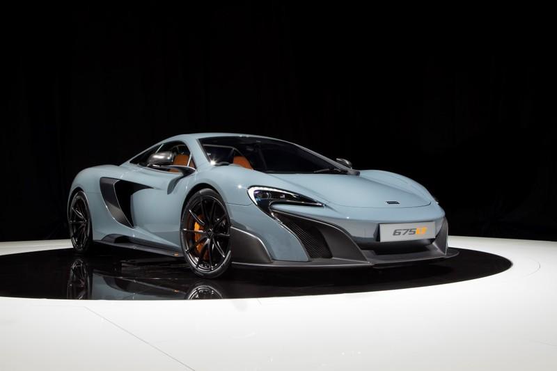 2016 McLaren 675LT | REVdata