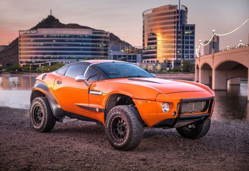 Local Motors Rally Fighter >> 2015 Local Motors Rally Fighter Revdata