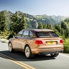 2017 bentley bentayga rear