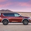 2017 nissan armada side