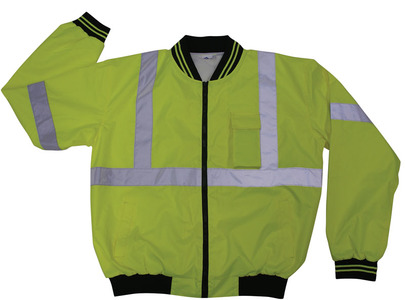 ,light-weight,jacket,ansi,green,black,silver,j3ansi-wind,wind breaker,safety jacket,high vizibility,