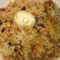 Chicken-biriyani