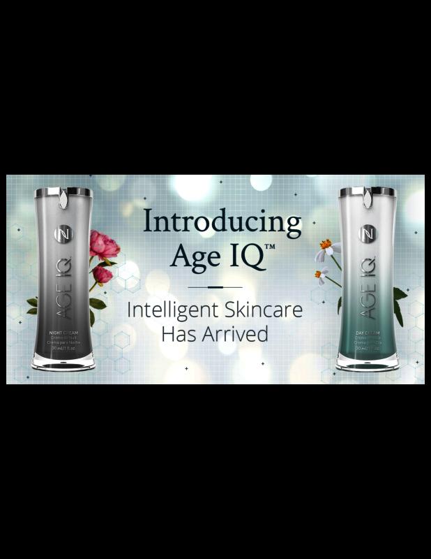 Age IQ: Our Smartest Skincare Ever