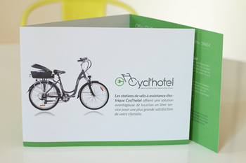 Cycl'Hotel Brochure