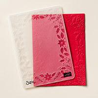 Boughs & Berries Embossing Folder