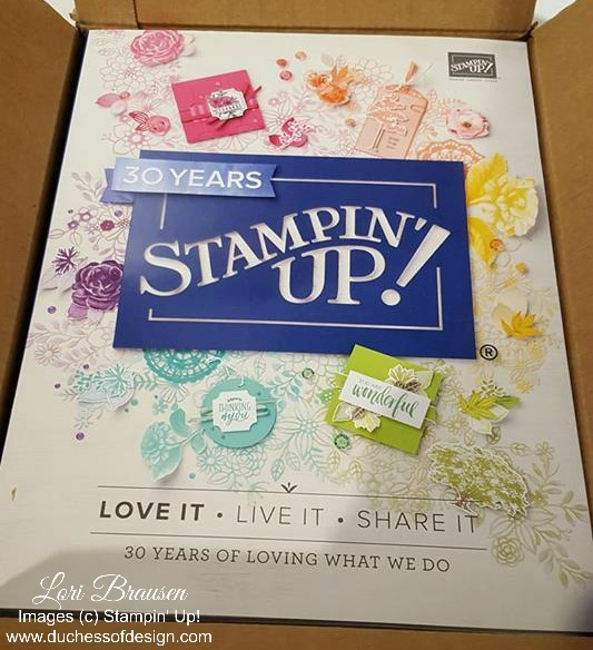 New 2018-19 Stampin' Up! catalog can be yours