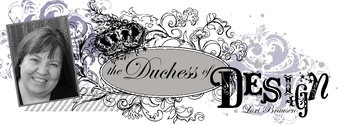 Duchess of design blog header final wisteria