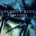 Coconut blue icon