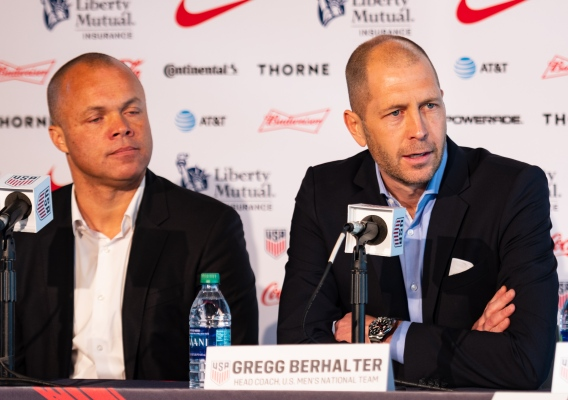 Gregg_berhalter_and_earnie_stewart_-_asn_top_-_isi_-_press_conference_-_12-5-18_-_howard_c_smith