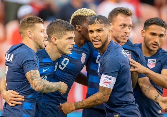Usmnt_celebrates_vs_chile_-_asn_top_-__isi_-_3-26-19_-_pulisic__arriola__yedlin_-_wilf_thorne