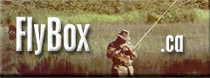 View fly fishing shop The Fly Box