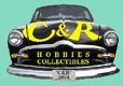 Visit hobby shop C & R's Hobbies Collectibles