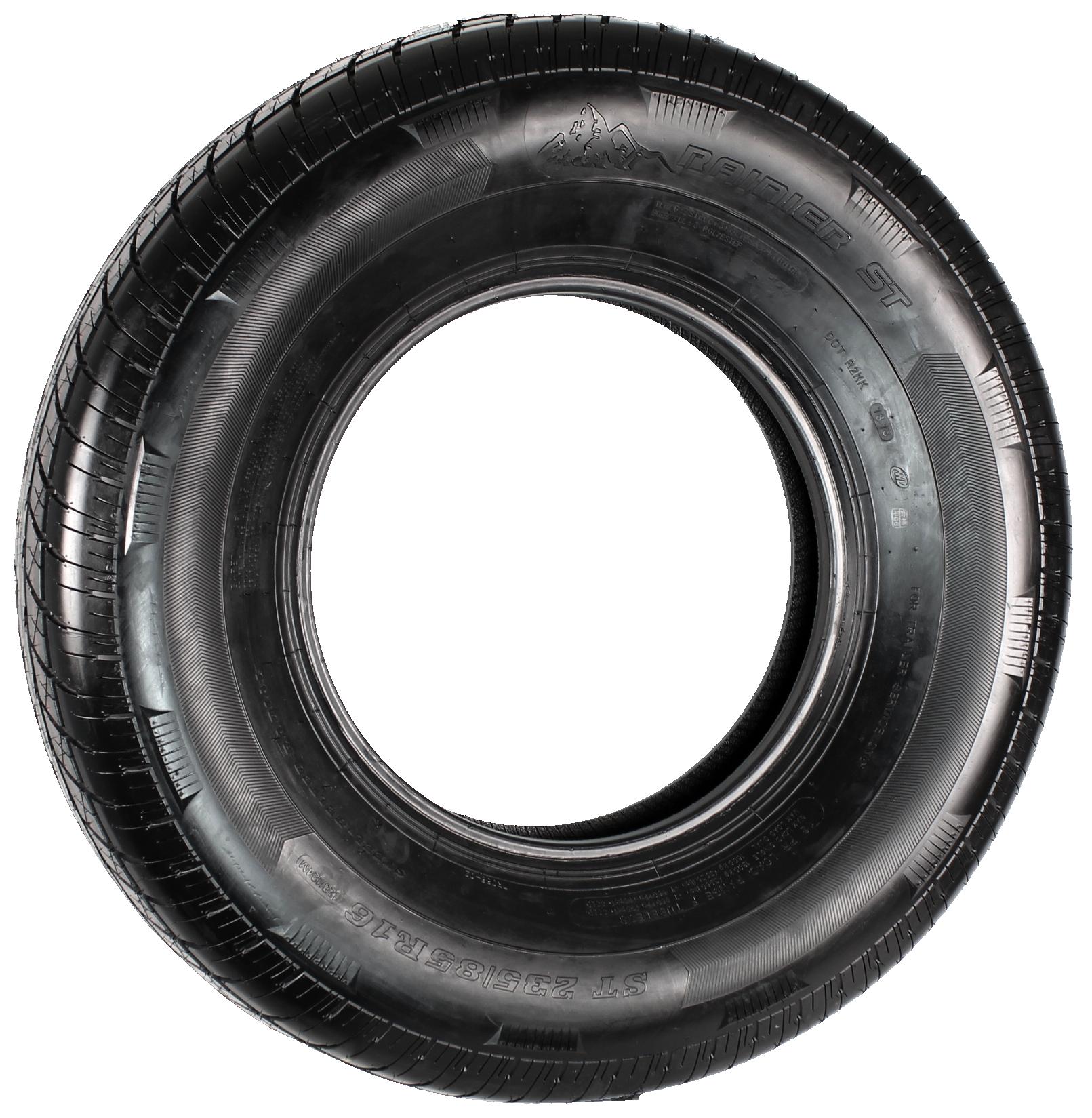 Rainier ST235/85R16 LRF 12-Ply Radial Trailer Tire Image