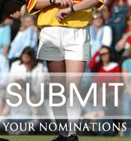 Submit Your Nominations for the Male & Female Athlete of the Month