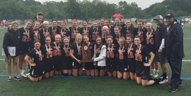 Glenelg girls lax