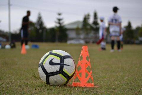 Shooting and Finishing Football Clinic