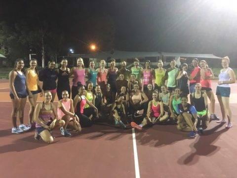 Wildcats Brighten Up At Underwood Park