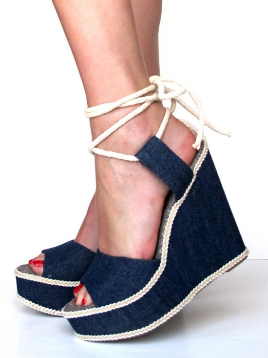 Пошив летней женской обуви своими руками 100