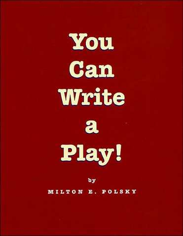 how to write a stage play