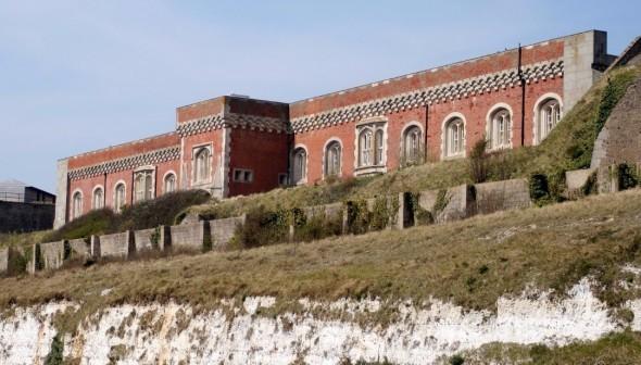 Dover immigration centre