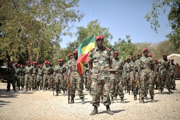 Ethiopia in Amisom