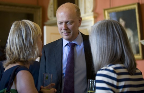 Chris Grayling, Lord Chancellor and Secretary of State for Justice (Image: Cabinet Office)
