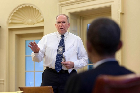 John Brennan - Flickr/The White House