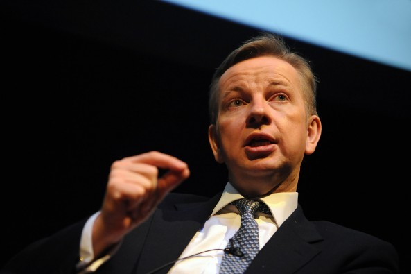 Michael Gove - Flickr/Children with cancer UK